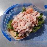 Lobster roll - wonderful