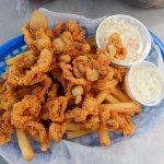 Fried clams - fabulous