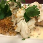 Rockfish with Jumbo Lump Crab