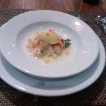 Ceviche Crudo de Corvina, una mezcla explosiva