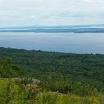 View of Acadia from Mount Battie