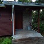 Front Door - Cabin #208