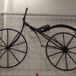 Rare early bike