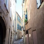 Rue du vieux Nîmes