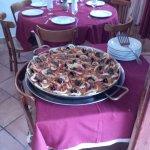 paella at Casa Pepe