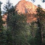 Tahquitz Peak from Humber Park.