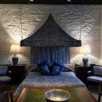 Master bedroom at Knappogue Castle