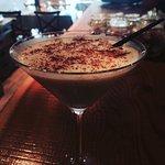 White Satin cocktail