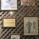 Interesting antique signs in Cracker Barrel restaurants