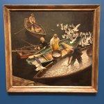 NC Wyeth Dark Harbor fishermen