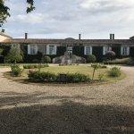 Foto de Relais du Chateau d'Arche