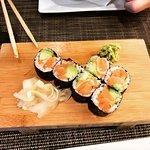 Unglaublich gutes Sushi