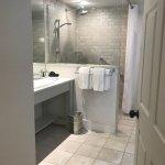 Modern Bathroom with all amenties