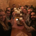 Size Matters Beer Tour Munich