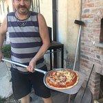 Der Pizza-Ofen von Gilbert