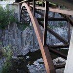vue sous le pont