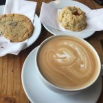 Cookie, Latte, & Scone