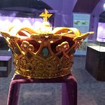 The crown of Queen Maria.