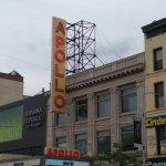 El teatro Apollo de Harlem
