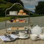 Afternoon Tea on the Lawn at Storrs Hall