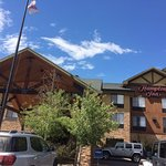 Photo de Hampton Inn Glenwood Springs
