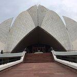 Foto de Bahai Lotus Temple