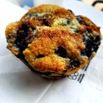 Blueberry muffin extraordinary