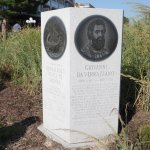 Look for this monument on the Rehoboth Beach boardwalk!