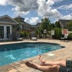 Foto de Inn at Cobble Beach Resort and Spa