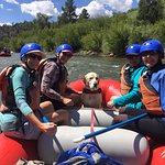 Rafting with Curtis / Performance Tours on the Arkansas River