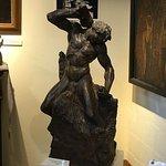 Polasek sculptures