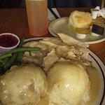 Turkey Dinner at Gobbler's
