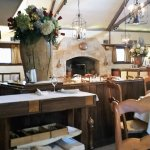 La Ferme Restaurant Interior
