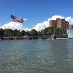 Military Park from Buffalo Harbor