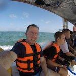 Short trip to reef
