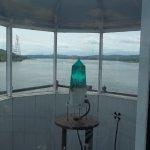 Lens in Lantern Room
