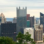 Nice view of Pittsburgh