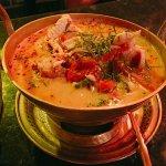 Delicious authentic Thai food