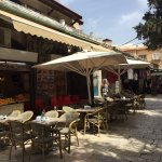 Muristan Complex in the Christian Quarter - cafes