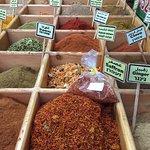 Christian Quarter - Muristan Complex spice shop