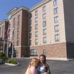 Photo de Holiday Inn Express Hotel & Suites Waterloo - St Jacobs