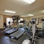 Staying Healthy while traveling enjoy our Fitness Ctr.