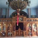 Holy Monastery of St. Stephen at Kidron Valley - iconostasis