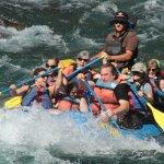 Bonecrusher Rapids Tossed 2 in the water!  :)