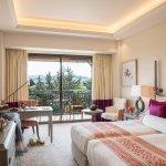 Deluxe Bedroom Inland View