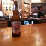Cold Beer in Canyon Bar