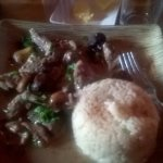veal with rice