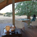 Tswalu Kalahari room