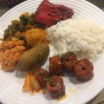 Goat Curry and more