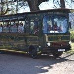 Wine Tram Bus......